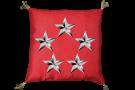 Admiral-P sine admiral stjerner