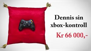 XBOX-KONTROLLEN TIL Dennis