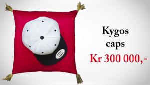 Capsen til Kygo