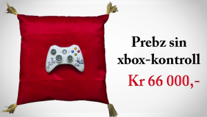 XBOX-KONTROLLEN TIL Prebz