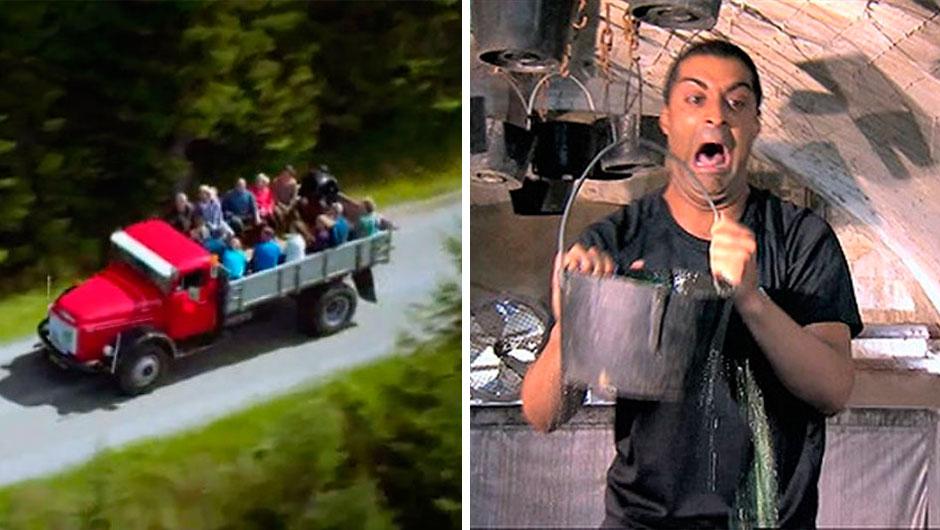 "Foto: Screengrab ""Farmen"" TV2 / Screengrab ""Fangene på Fortet""  /TV3"